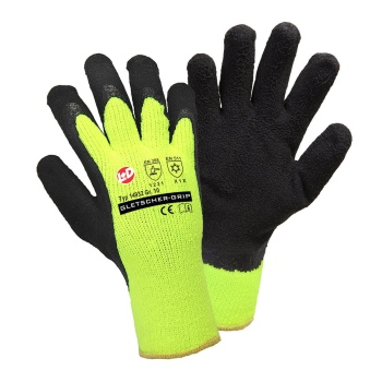 Gletscher-Grip Winterstrickhandschuh Griffy 14932