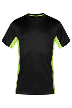 T-Shirt Promodoro Function 3580 - graphite/safety yellow